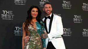 Sergio Ramos FIFA THE BEST AWARD 2018