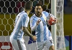 Messi 1-0 Ecuador Argentina Eliminatorias 10102017