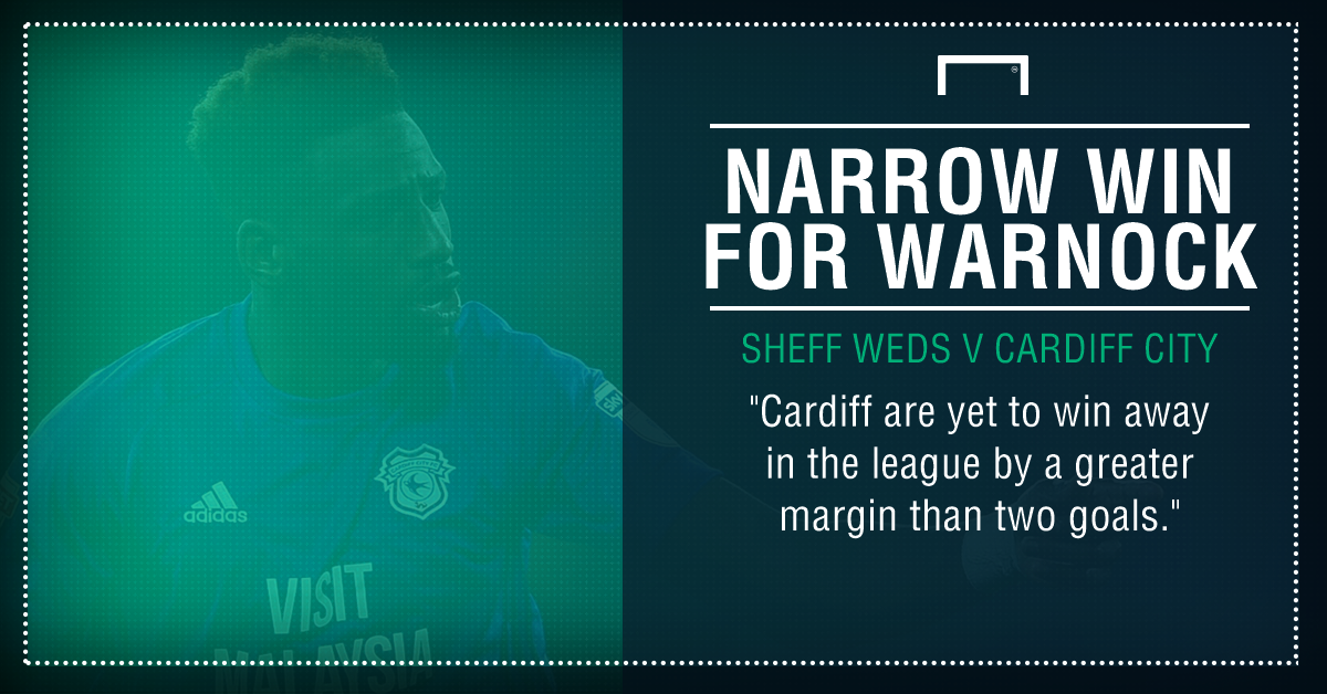 Sheffield Wednesday Cardiff graphic