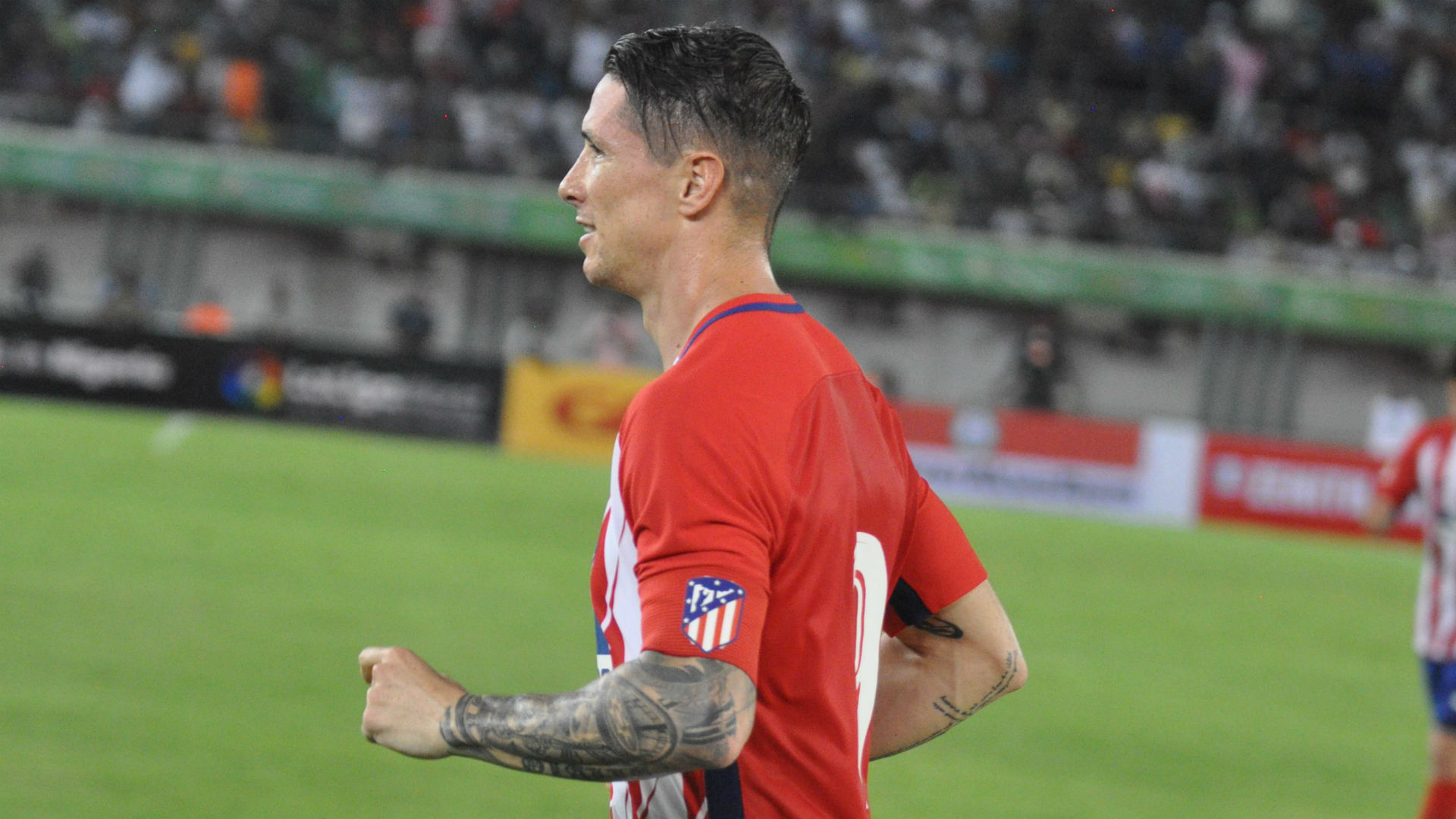 Fernando Torres has confirmed which club he will play for next