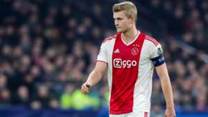 Matthijs de Ligt Ajax 12122018