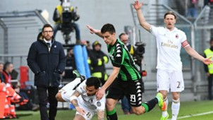 Ignazio Abate Sassuolo Milan Serie A
