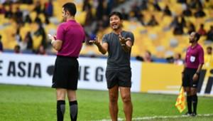 Lim Teong Kim, Malaysia U16, AFC U16 Championship