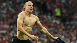 Domagoj Vida Croatia World Cup 2018