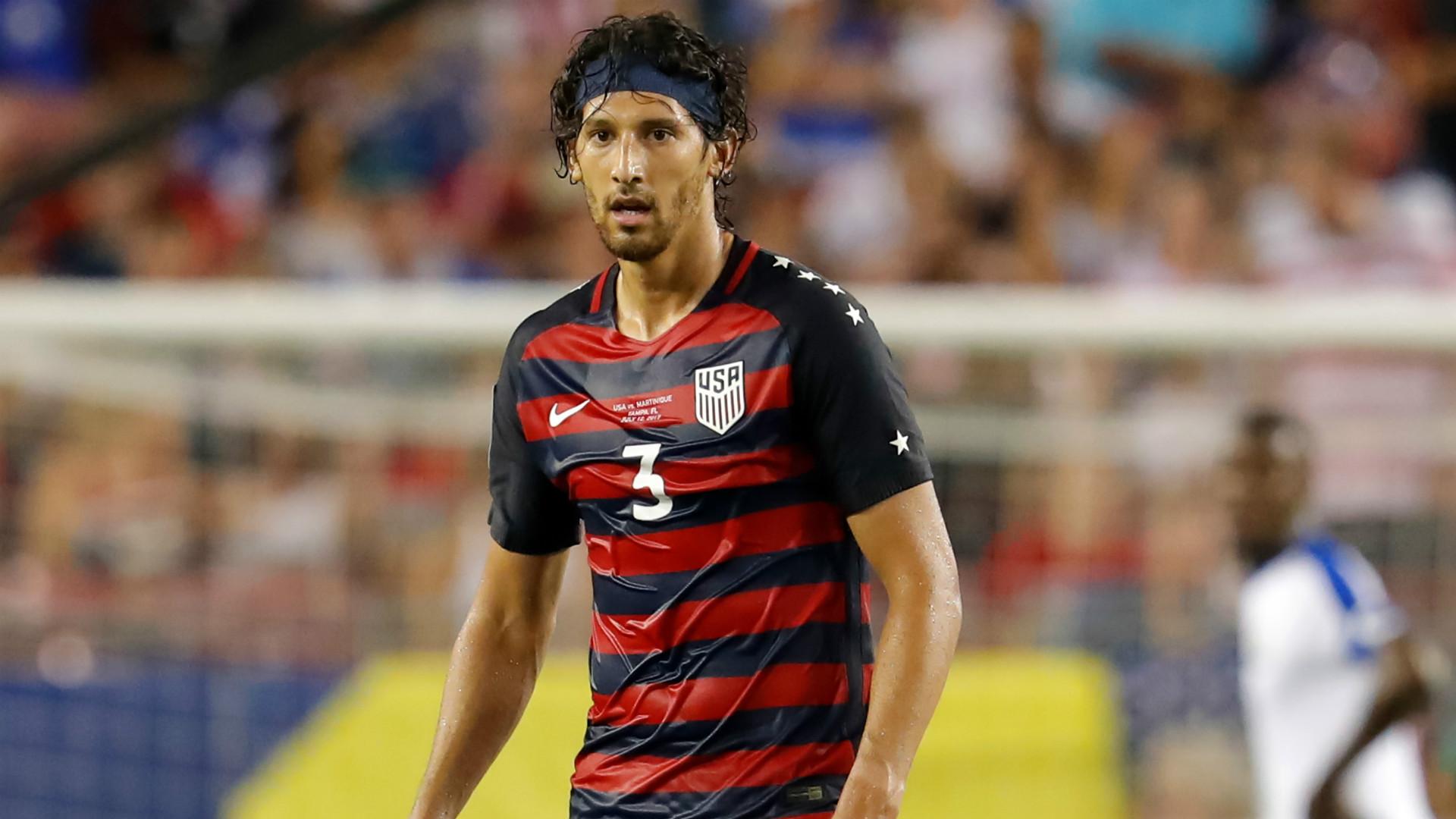 Omar Gonzalez USA Gold Cup