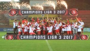 Blitar United - Juara Liga 3 2017