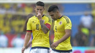 James Rodriguez Falcao Colombia