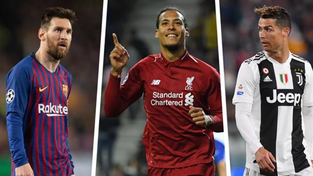 Who will win Ballon d'Or 2019? Van Dijk, Messi, Ronaldo & the