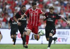 Lucas Biglia Milan Bayern Munich 22072017