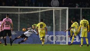 Cristiano Biraghi Palermo Pescara Serie A