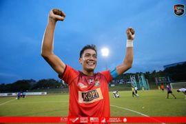 Hafizudin Sulaiman, UKM FC, FAM Cup, 08102017