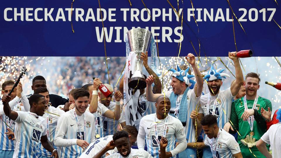 Checkatrade EFL Trophy 2017-18: Draw, fixtures, outcomes, & all you need to know