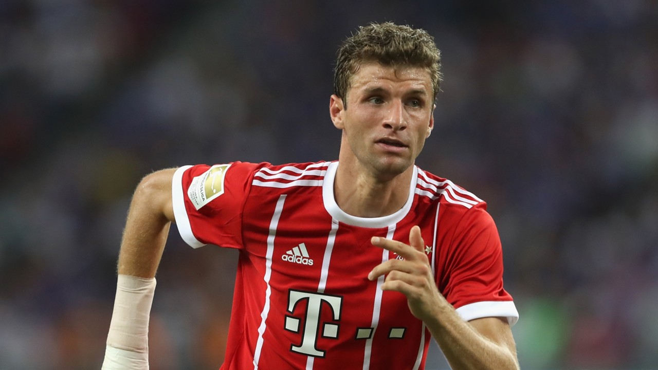 Bayern want to win everything Thomas Muller talks goal pressure