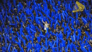Boca Cruzeiro hinchas Copa Libertadores Cuartos de final