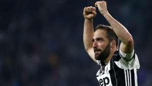 Gonzalo Higuain Juventus Chievo Serie A