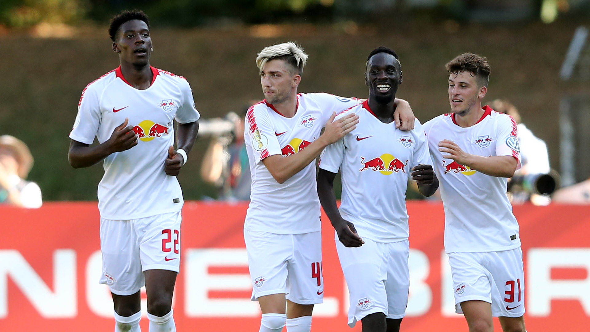 RB-Leipzig-Team