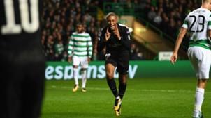 Kylian Mbappe Celtic PSG UCL 12092017