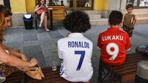 Lukaku Ronaldo Supercup 080817