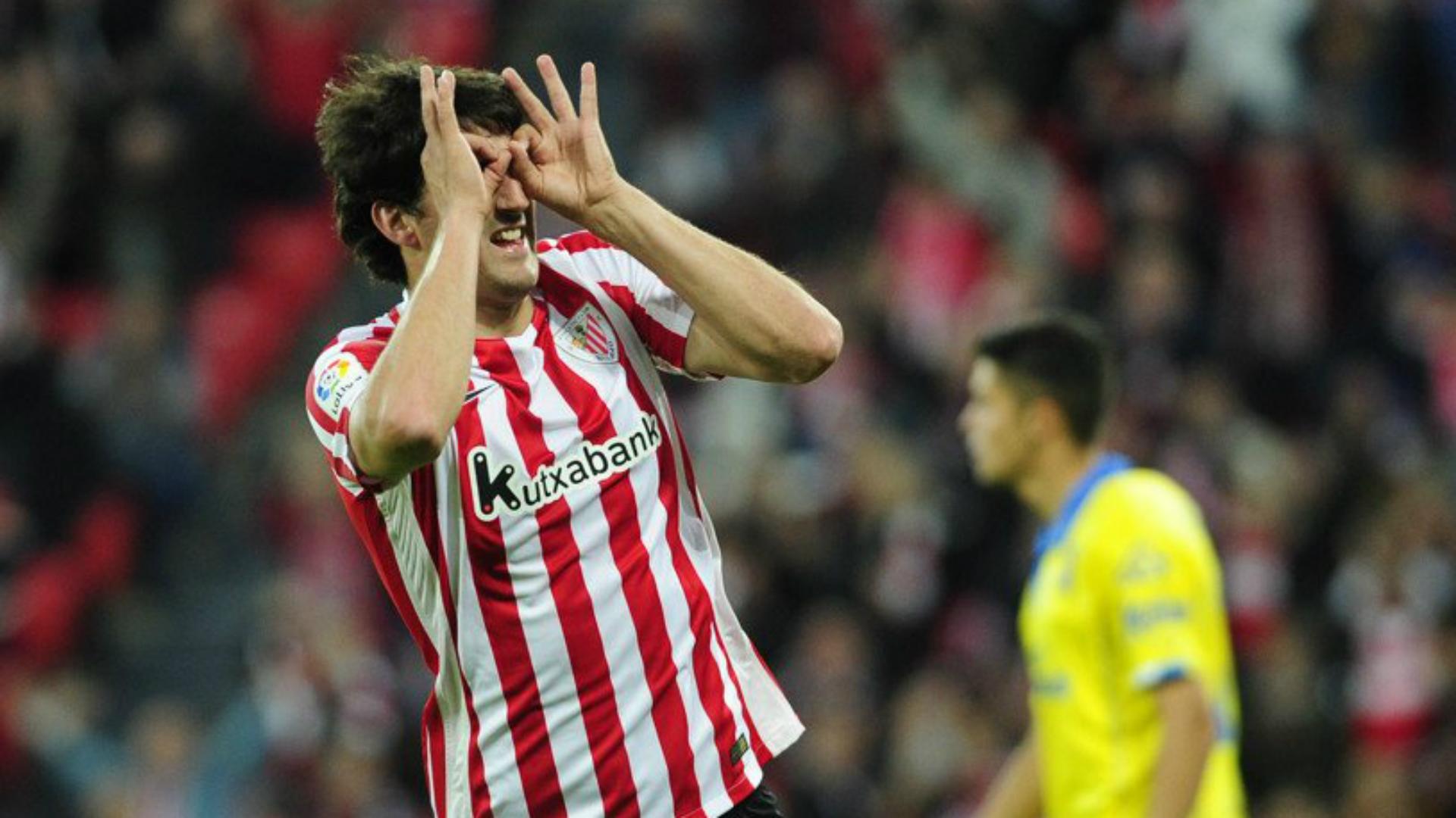 Mikel San Jose Athletic Bilbao Las Palmas La Liga