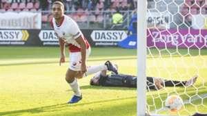 Cyriel Dessers FC Utrecht - ADO Den Haag Eredivisie 11042018
