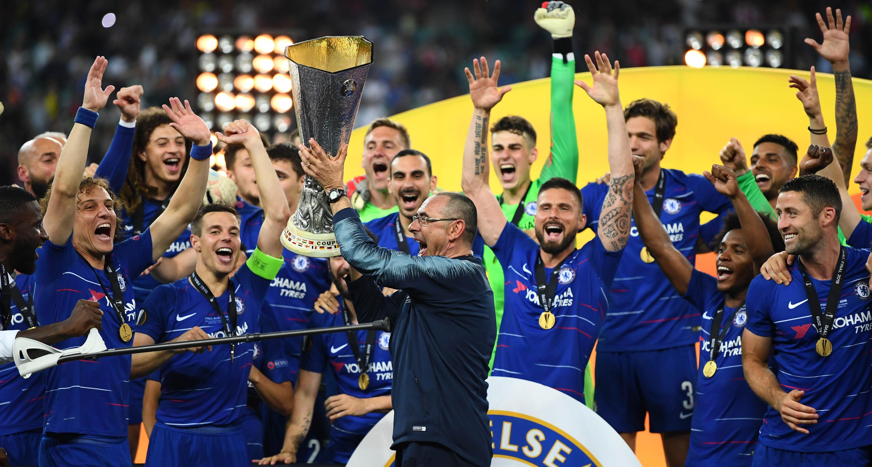 Maurizio Sarri Chelsea Coach