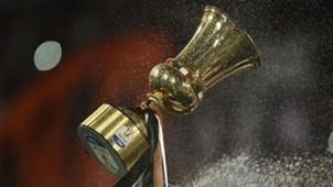 Coppa Italia trophy