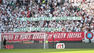 Augsburg fans