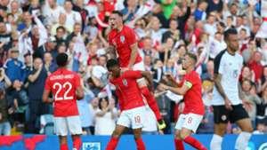 England Costa Rica 2018
