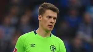 Alexander Nubel Schalke 2018-19