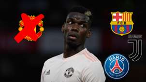 Paul Pogba transfer GFX