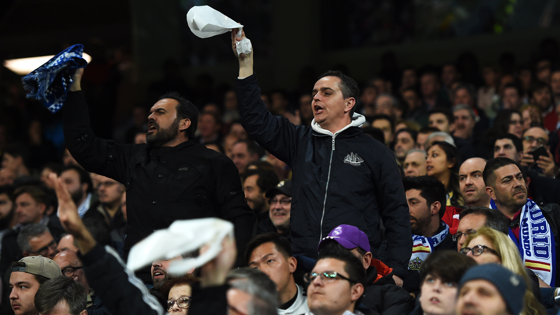 Real Madrid Ajax 2018-19 Champions League