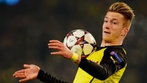 Marco Reus Dortmund Napoli 11262013