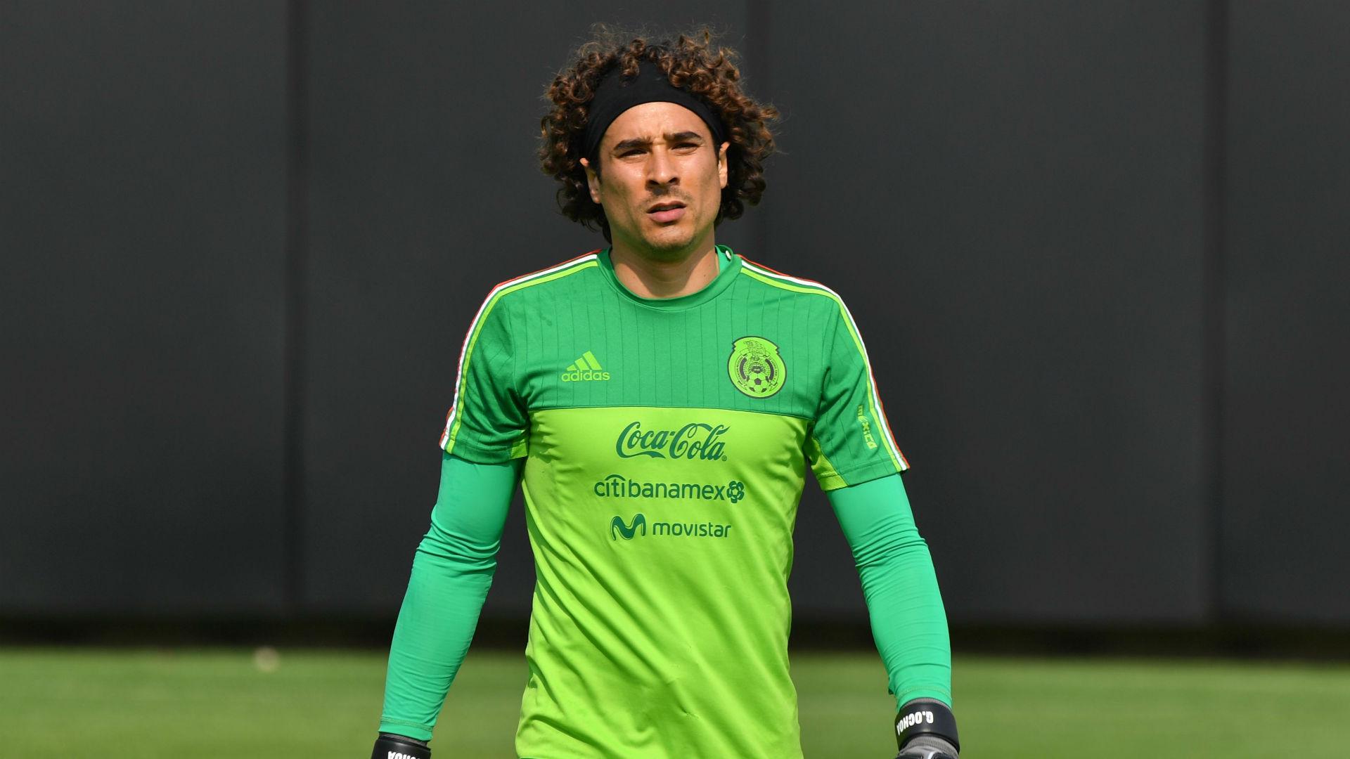 Guillermo Ochoa junio 2017