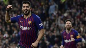 Luis Suarez Barcelona Real Madrid