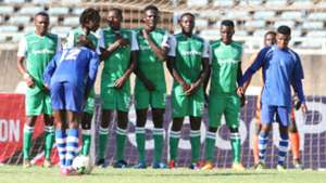 Gor Mahia v New Star of Cameroon.