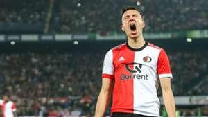 Steven Berghuis, Feyenoord - PEC, 14102017