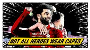 Mohamed Salah, Shorthand