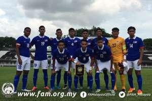 Malaysia U18, AFF U-18 Youth Championship, 06092017