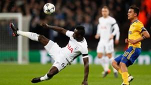 Davinson Sanchez Paulo Dybala Tottenham Juventus