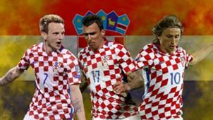 GFX Croatia Rakitic Mandzukic Modric