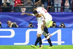 Ever Banega Sevilla Spartak