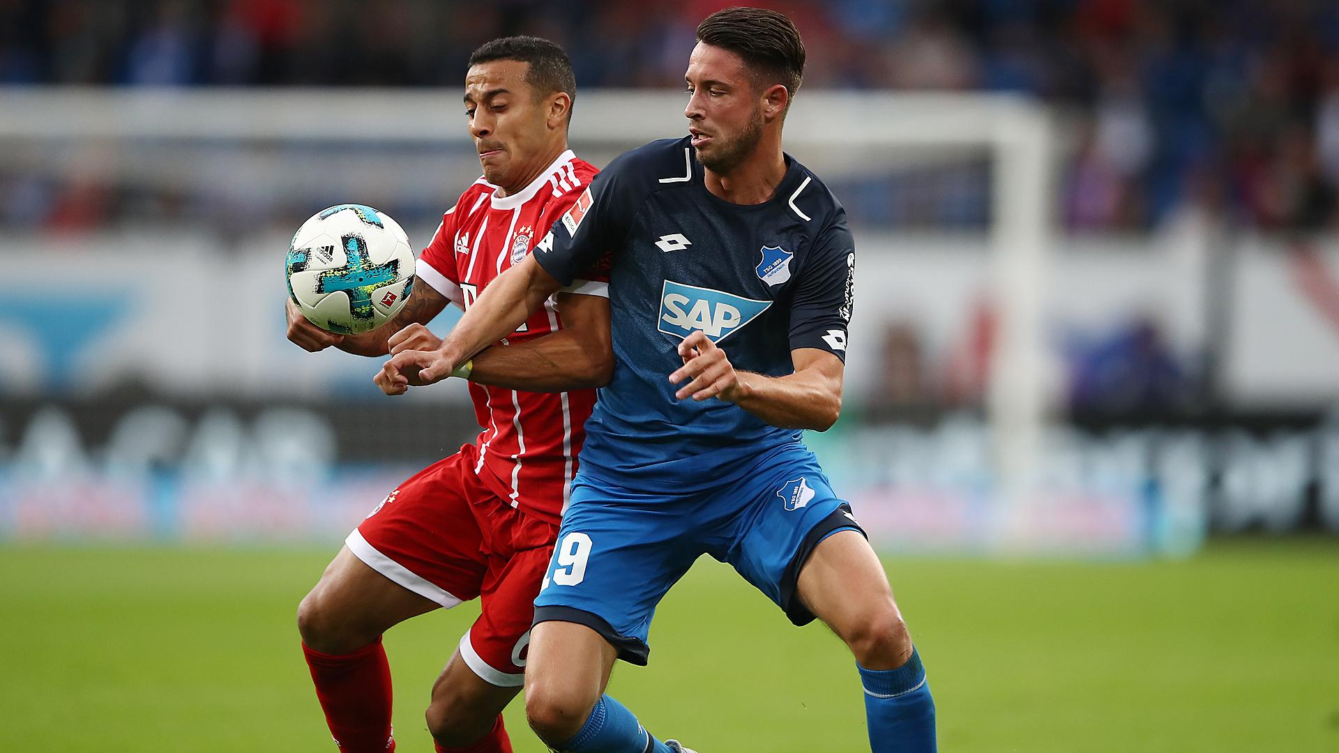 Le Bayern chute à Hoffenheim — BL
