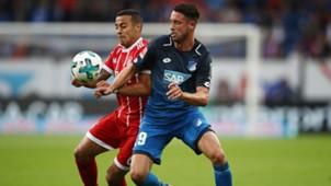 Mark Uth TSG Hoffenheim FC Bayern