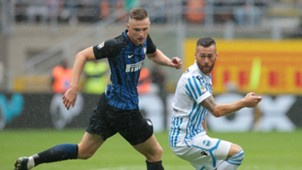 Milan Skriniar Inter SPAL Serie A