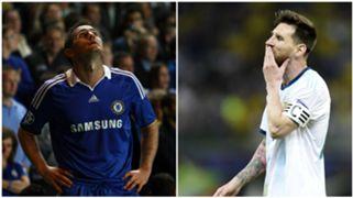 Lampard/Messi split