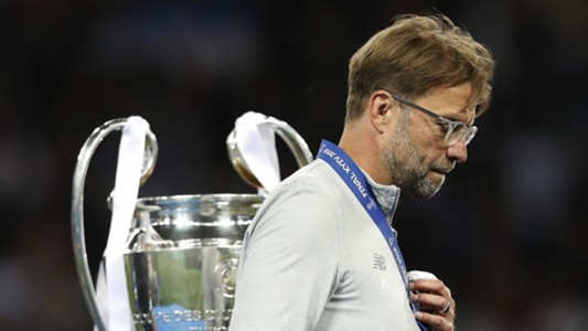 Jurgen Klopp Liverpool Champions League 2017-18