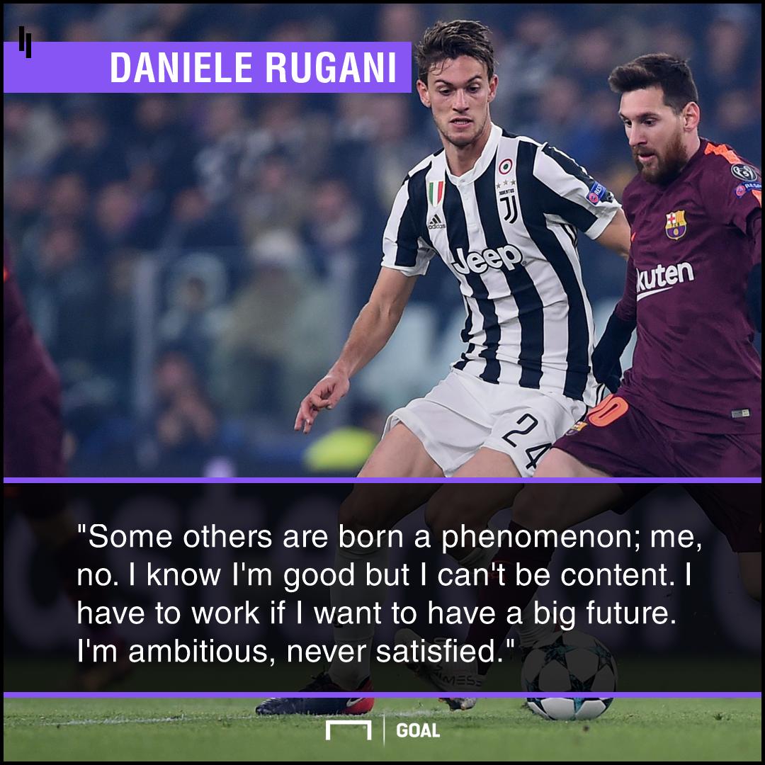 Daniele Rugani PS