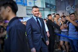 Beckham in Vietnam