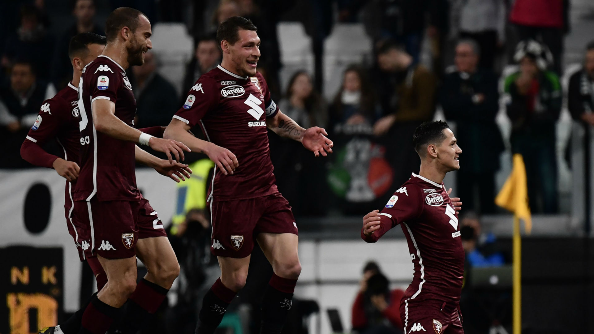 Sasa Lukic Juventus Torino