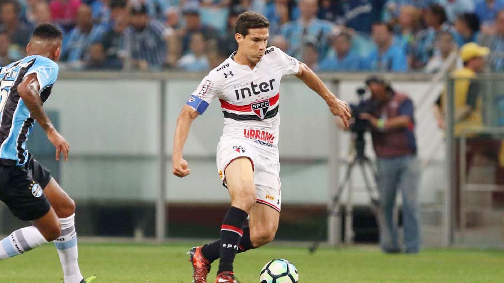 Hernanes Gremio Sao Paulo Brasileirao Serie A 15112017